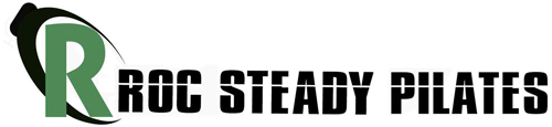 Roc Steady Pilates Logo